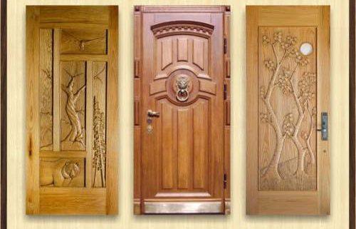 Виды межкомнатный дверей
